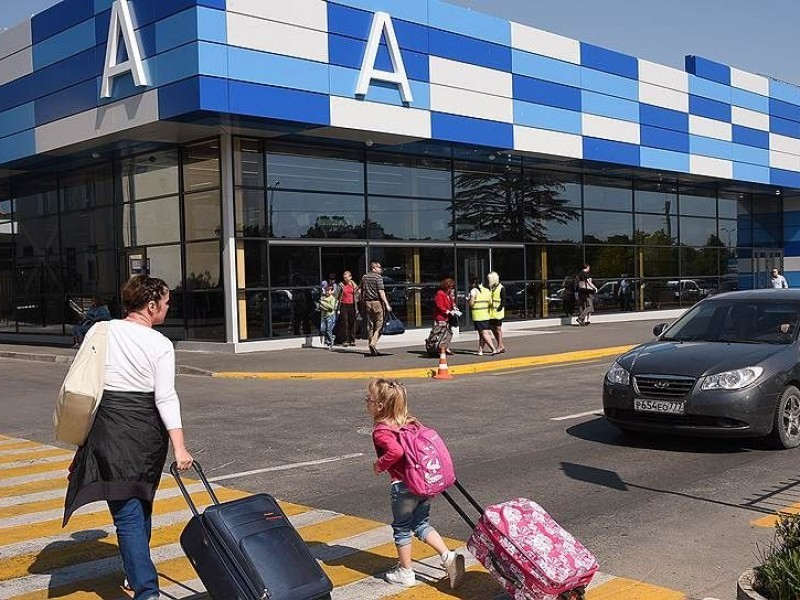 Такси аэропорт Симферополь – Ялта
