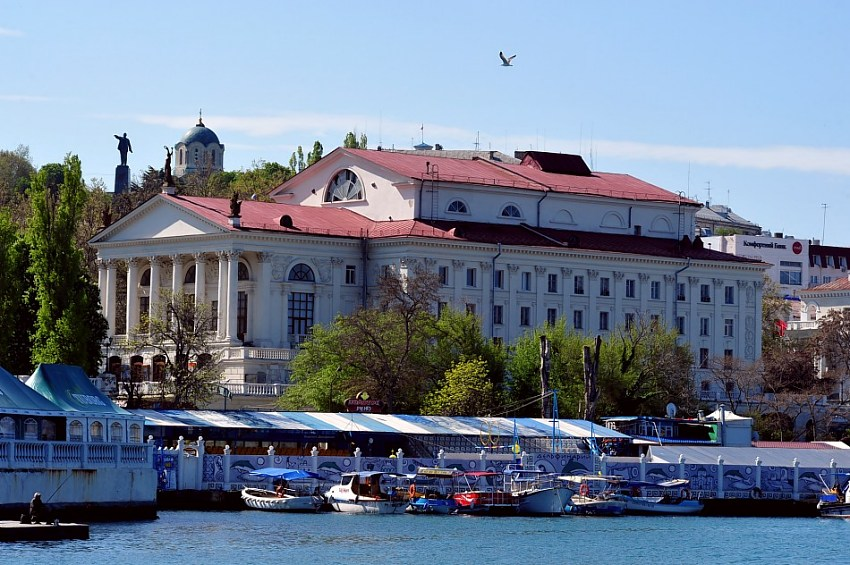 Такси из Симферополя в Севастополь
