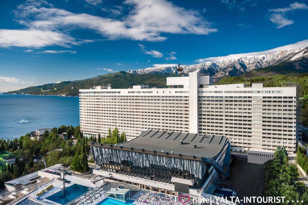 Такси Симферополь – отель «Ялта-Интурист»
