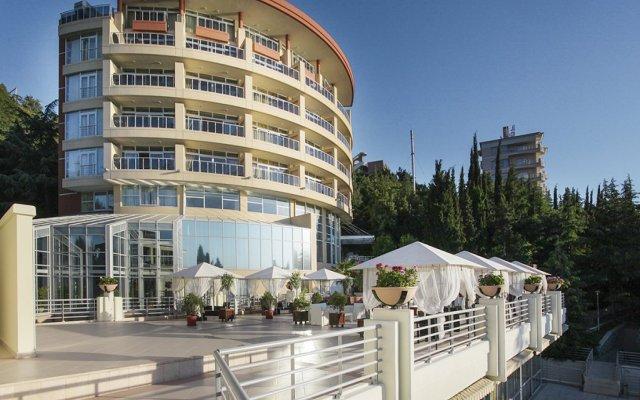 Отель Море в Алуште фото