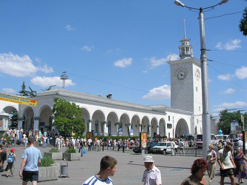 taxi v simferopole - Такси в Симферополе